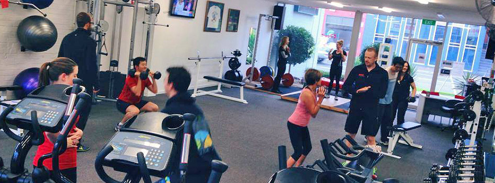 Impact Personal Training - supportive environment